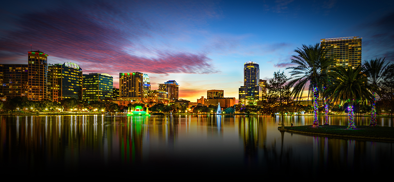downtown orlando lake eola